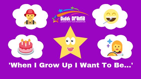 Diddi Drama: When I Grow Up I Want To Be…